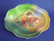 Lovely Royal Doulton Australian Fish Series 'The Old Wife' Dish or Tray D5966 c1940